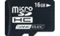Dane-Elec MicroSDHC Class 4 16GB + Adapter