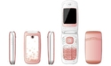AT Telecom AT-Butterfly Pink
