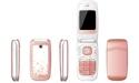 AT Telecom AT-Butterfly Pink