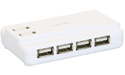 Icidu USB 2.0 HUB 10-ports + Power Adapter
