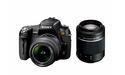 Sony Alpha DSLR-A500 + 18-55 + 55-200 kit