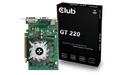 Club 3D GeForce GT 220 512MB GDDR3