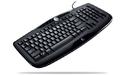 Logitech Media Keyboard 600 BE