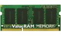 Kingston ValueRam 4GB DDR3-1333 CL9 Sodimm
