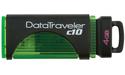 Kingston DataTraveler C10 4GB Green