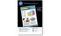 HP Professional Glossy Paper A4 250 sheets