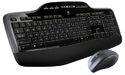 Logitech Wireless Desktop MK710 (BE)