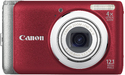 Canon PowerShot A3100 Red
