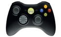 Microsoft Xbox 360 Wireless Controller Black