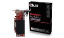 Club 3D Radeon HD 5450 Noiseless Edition 512MB (DDR2)