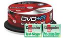 Emtec DVD+R 16x 25pk Spindle