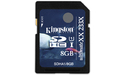 Kingston SDHC Class 4 UltimateXX 8GB