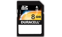 Duracell SDHC Class 4 8GB