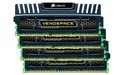 Corsair Vengeance 32GB DDR3-1600 CL10 quad kit