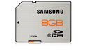 Samsung SDHC Class 6 8GB