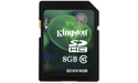 Kingston SDHC Class 10 8GB