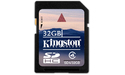 Kingston SDHC Class 4 32GB