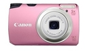 Canon PowerShot A3200 IS Pink