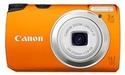 Canon PowerShot A3200 IS Orange