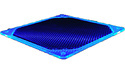 Bitspower Alumino Mesh Fan Grill 120mm UV Blue/black