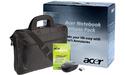 """Acer Gold Traveler Bundle 15.6"""""""