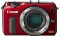 Canon Eos M Red Body