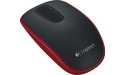 Logitech Zone Touch Mouse T400 Red