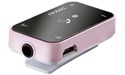 A.M.P. Bluetooth Receiver Pink