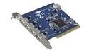 Belkin USB 2.0 PCI Card 5-port