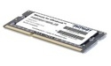 Patriot 8GB DDR3-1333 CL11 Sodimm
