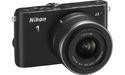 Nikon 1 J3 10-30 + 30-110 kit Black