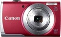 Canon PowerShot A2500 Red