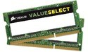Corsair ValueSelect 8GB DDR3L-1600 CL11 Sodimm kit