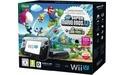 Nintendo Wii U Premium Black + Mario & Luigi