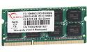 G.Skill SQ Series 4GB DDR3-1066 CL7 Sodimm kit