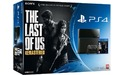 Sony PlayStation 4 500GB + The Last of Us Remastered