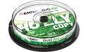 Emtec DVD-RW 4x 10pk Cake