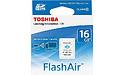 Toshiba FlashAir WiFi SDHC Class 10 16GB