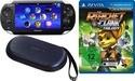 Sony PS Vita + The Ratchet & Clank Trilogy