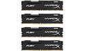 Kingston HyperX Fury Black 16GB DDR4-2666 CL15 quad kit
