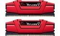 G.Skill Ripjaws V Red 8GB DDR4-2133 CL15 kit