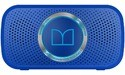 Monster Cable Superstar Bluetooth Speaker Neon Blue