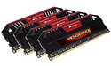 Corsair Vengeance Pro Red 32GB DDR3L-1866 CL10 quad kit