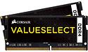 Corsair ValueSelect 16GB DDR4-2133 CL15 Sodimm kit