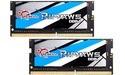 G.Skill Ripjaws V 16GB DDR4-2400 CL16 Sodimm kit
