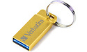 Verbatim Metal Executive 16GB Gold