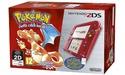 Nintendo 2DS Console + Pokémon Red