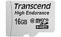 Transcend MicroSDHC High Endurance 16GB