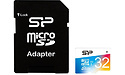 Silicon Power Elite MicroSDHC UHS-I 32GB + Adapter