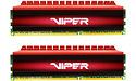 Patriot Viper 4 Black 16GB DDR4-3733 CL17 kit